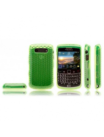 Funda TPU Katinkas Blackberry 9700 verde
