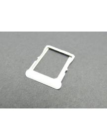 Zócalo de sim HTC One X blanco