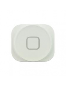 Botón home externo Apple iPhone 5 blanco