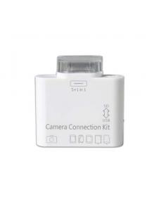 Camera connection kit iPad