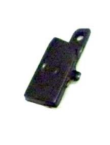 Botón de encendido externo Nokia X6 negro