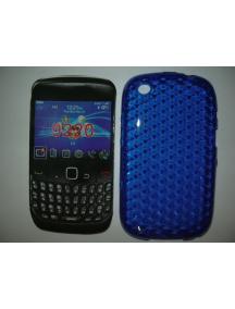 Funda TPU Blackberry 9220 azul