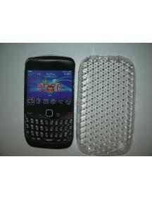 Funda TPU Blackberry 9220 transparente