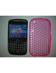Funda TPU Blackberry 9220 rosa
