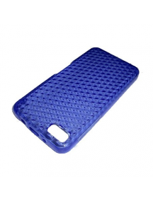 Funda TPU Blackberry Z10 azul
