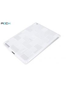 Protector rígido Rock Wind iPad - iPad 2 blanca