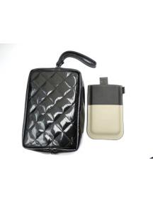 Pack de fundas HTC universal negra - gris edición limitada