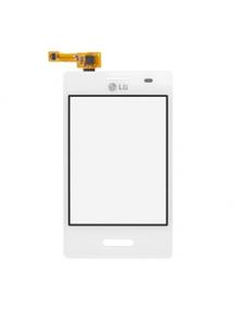 Ventana tactil LG L3 II E430 blanca