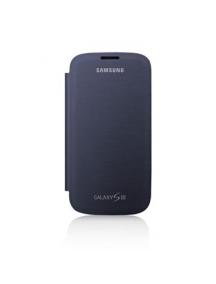 Funda libro Samsung EFC-1G6FSE Samsung Galaxy S III i9300 negro