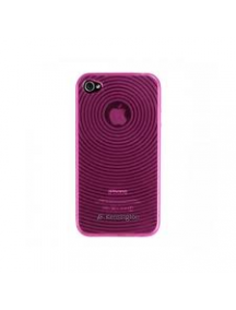 Funda de TPU Iphone 4 Kensington rosa