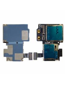 Cable flex de sim Samsung i9500 Galaxy S4