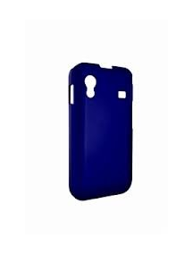 Protector rígido Samsung S5830 Ace Classic & Elegance, Glow azu