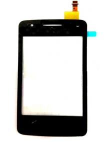 Ventana táctil Alcatel S'pop 4030 negra