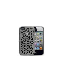Freshfiber protector trasero rigido iphone 4 4s negro