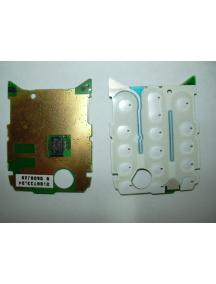 Placa de teclado Motorola V70