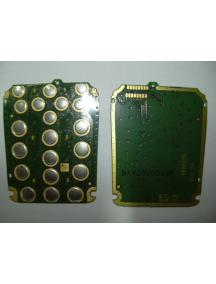 Placa de teclado Nokia 5100