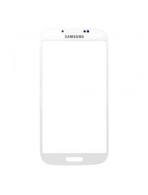 Cristal Samsung Galaxy S4 i9500 blanco