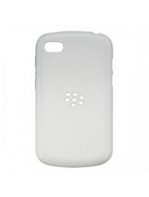 Funda TPU Blackberry Q10 ACC-50724-202 blanca