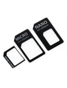 Adaptador micro SIM - nano SIM