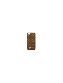 Protector Guess GUHCP5PEC iPhone 5 - 5S marrón
