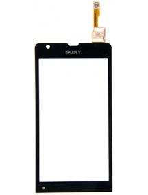 Ventana táctil Sony Xperia SP C5303 negra