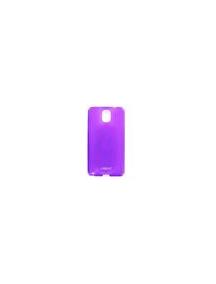 Funda TPU + lámina Jekod Samsung Galaxy Note 3 N9005 lila