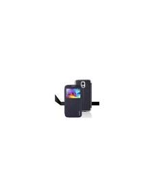 Funda libro Usams S5XK01 Samsung G900 S5 negra