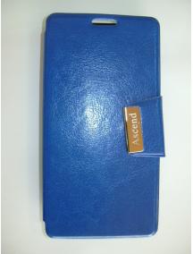Funda libro Sony Xperia Z2 D6503 azul