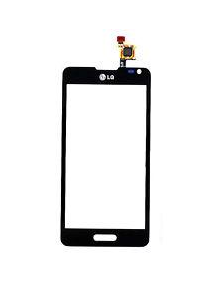 Ventana táctil LG Optimus F6 D505 negra