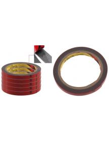 Rollo de cinta adhesiva doble cara con espuma 3M original