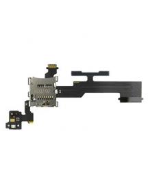 Cable flex de microSD y botón volumen HTC One M8