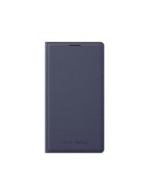 Funda libro Samsung EF-WN900BVEGWW Galaxy Note 3 N9005 azul mari