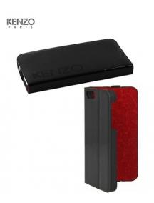 Funda libro Kenzo Glossy Black iPhone 5 - 5S
