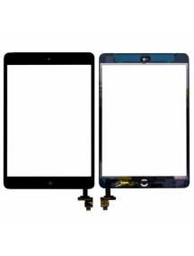 Ventana táctil iPad mini negra con boton home