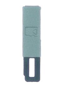Pestaña de tarjeta de memoria Nokia N95 beig
