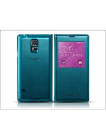Funda libro S-View Samsung EF-CG900BFEGCA Galaxy S5 G900 verde
