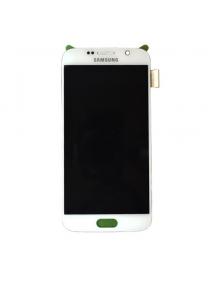 Display Samsung Galaxy S6 G920 blanco