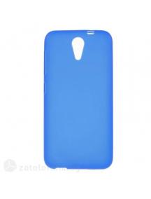 Funda TPU HTC Desire 620 azul