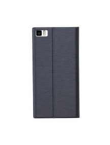 Funda libro Xiaomi Mi 3 NBH-27-AB negra