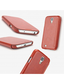Funda libro Kalaideng Enland iPhone 6 marron
