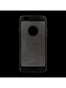 Funda TPU Kisswill Shine iPhone 6 gris