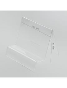 Expositor plexi para tablet 100mm