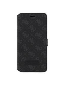 Funda libro Guess Men 4G GUMFLBKP6LSOB iPhone 6 Plus negra