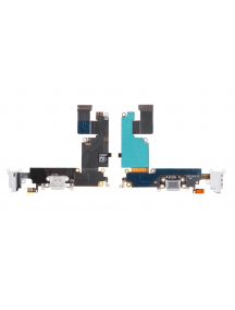 Cable flex de conector de carga-accesorios iPhone 6 Plus blanco