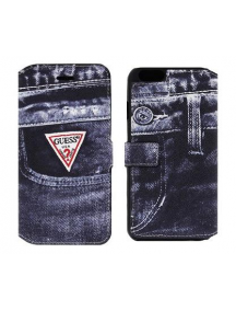 Funda libro Guess Denim GUMFLBKP6DEBK iPhone 6