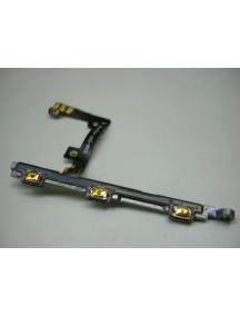Cable flex de botón de encendido y volumen BQ Aquaris M5.5