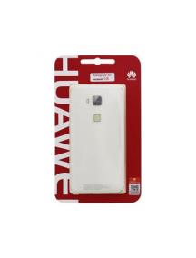 Funda TPU Huawei Ascend G8 transparente original