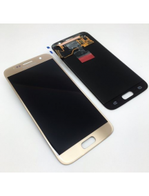 Display Samsung Galaxy S7 G930 dorado