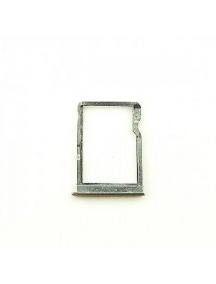 Zocalo de tarjeta micro SD HTC One M9 gris