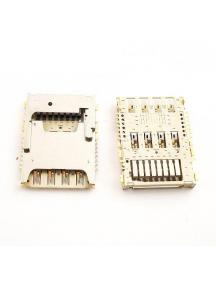 Lector de SIM + micro SD LG L Bello D331, Spirit H440n, Magna H5